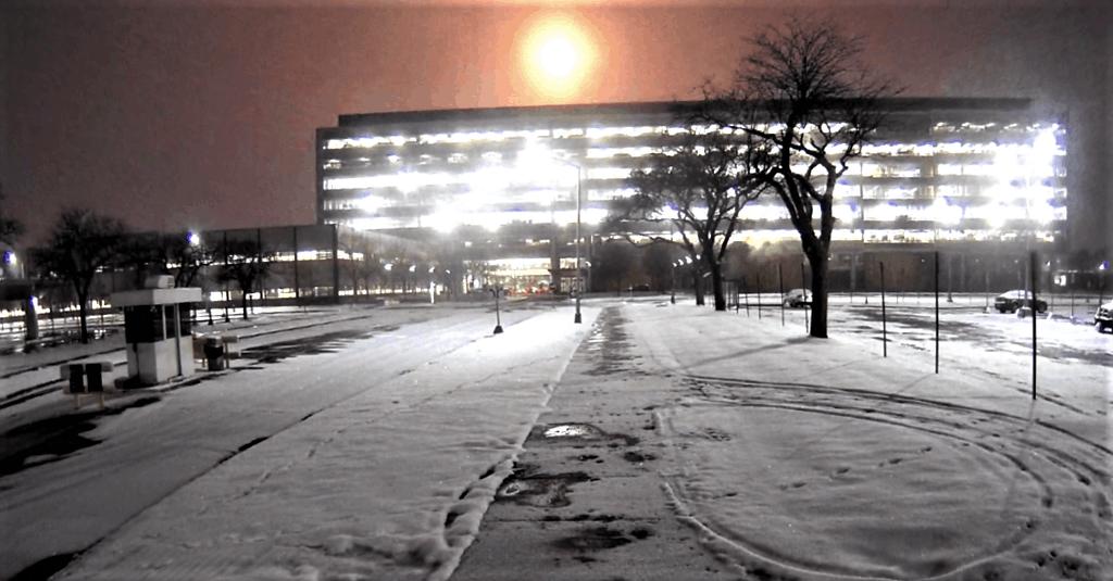 Warren Tech Center Fireball