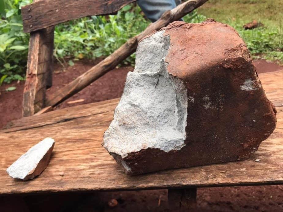 Kombu-ini Meteorite